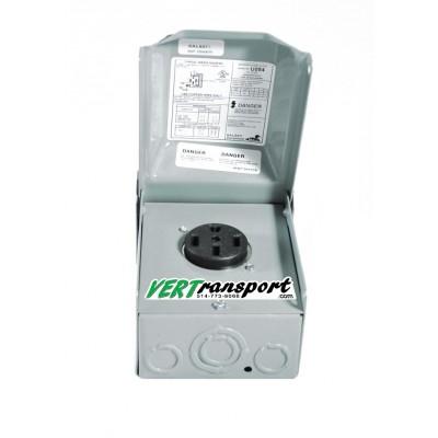 NEMA 14-50R Power Outlet
